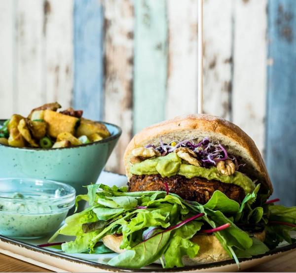 Burger von Emmis Kitchen