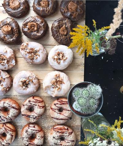 Donuts im Lostweekend