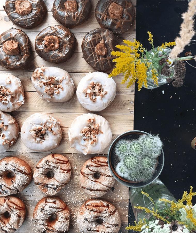 München vegan: Donuts im Lostweekend