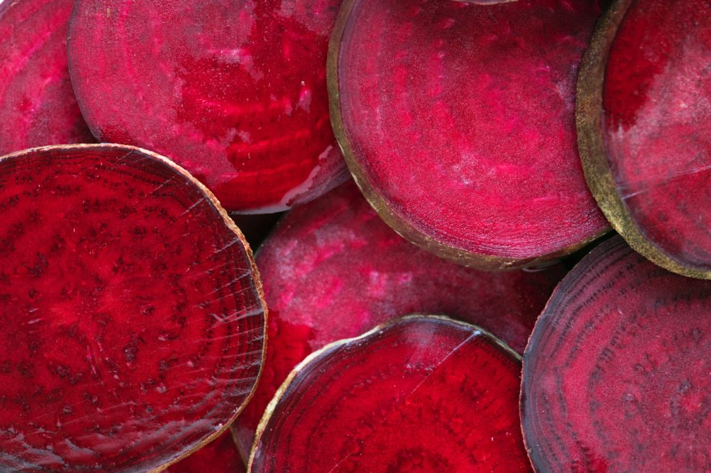 5. Rote Beete