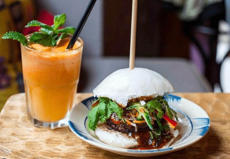 Chi Thu Burger