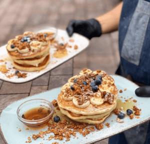 Emmis Kitchen, vegan brunchen