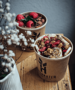 Haferkater München, Porridge vegan