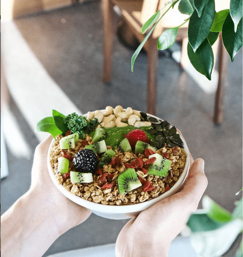 Café Wagners, Smoothiebowl