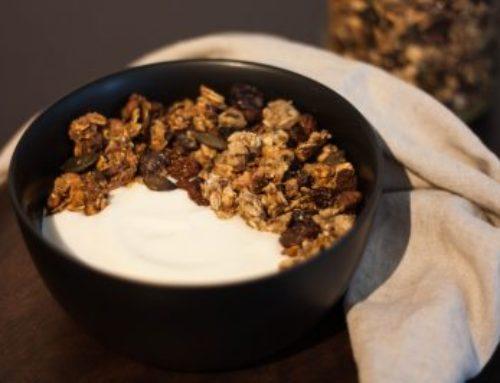 Basisrezept für gesundes Granola