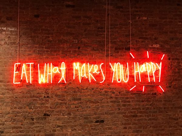 Eisen Ernährung - Eat what makes you happy