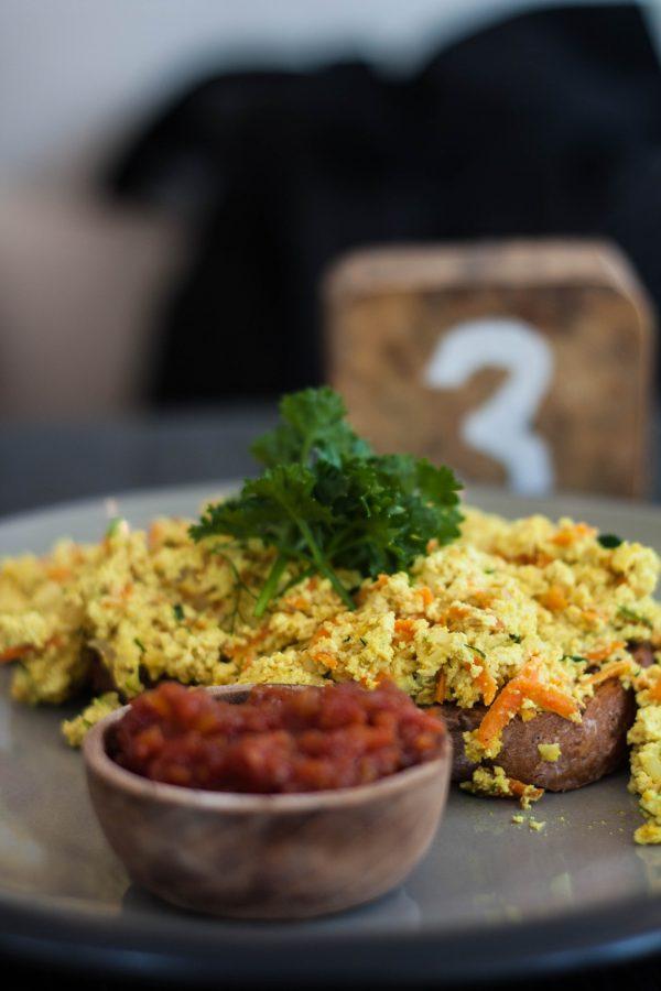 Vegan Bali Cafe Organic