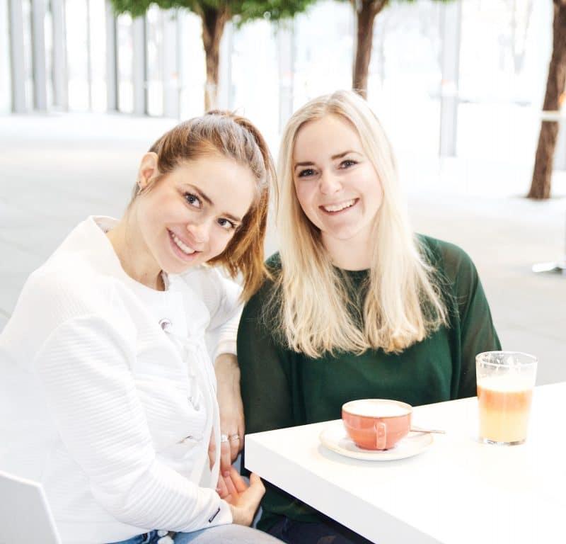 Mona und Eileen