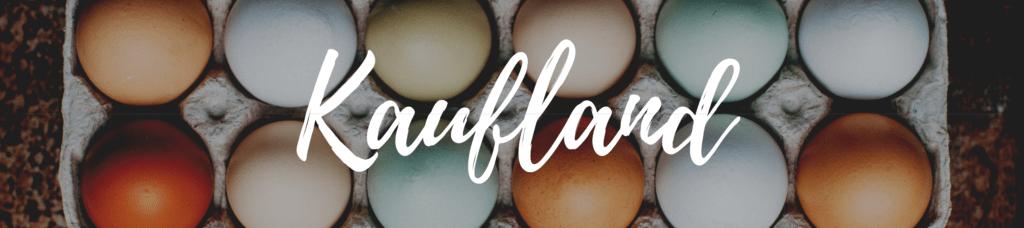 Vegane Ostersüßigkeiten bei Kaufland